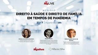 WEBINAR - Direito à Saúde e direito de Família em tempos de pandemia