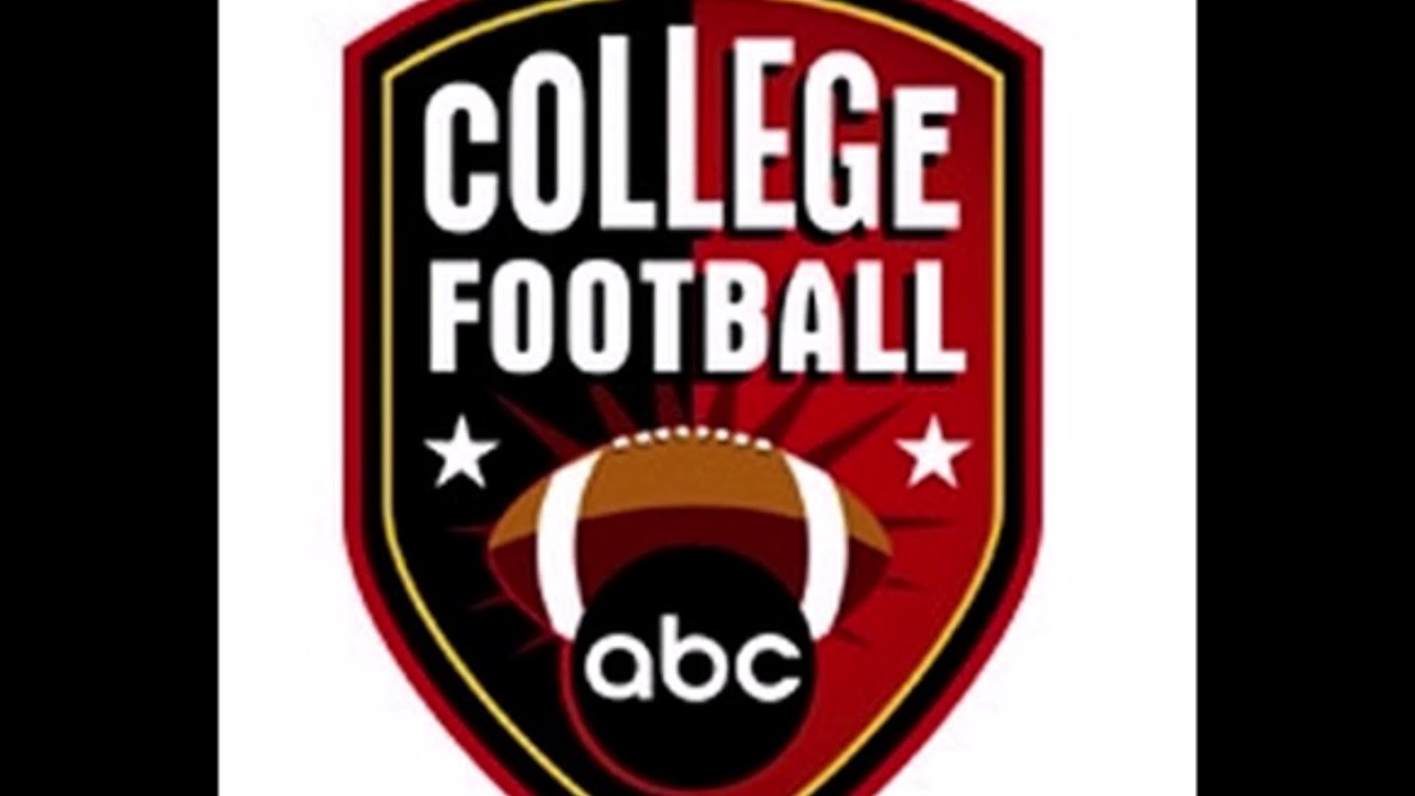 ABC College Football Theme Montage 1997-2005 - YouTube