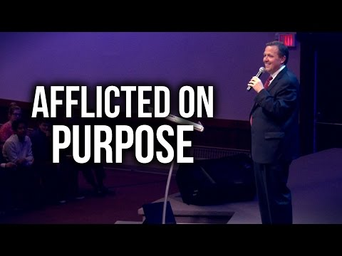"""Afflicted on Purpose"" Jimmy Toney"