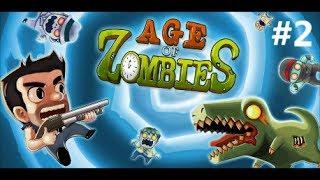 RUNINGUNIN - Age of Zombies [Part 2] (Ouya) w/ DT