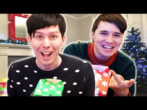 Thumbnail: A Festive Day in the Life of Dan and Phil!