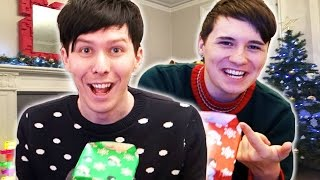 A Festive Day in the Life of Dan and Phil!