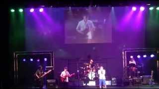 Band Festa 2015 Man On The Silver Mountain  RAINBOW マンオンザシルバーマウンテン レインボー