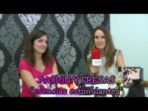 PASIÓN Y FRESAS -