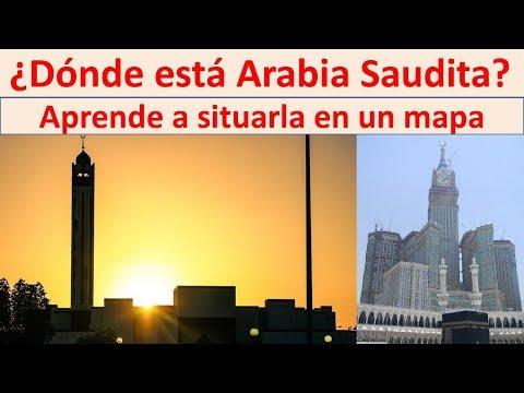 Donde Esta Arabia Saudita