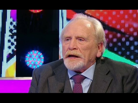 James Cosmo FINALLY reveals why he did CBB