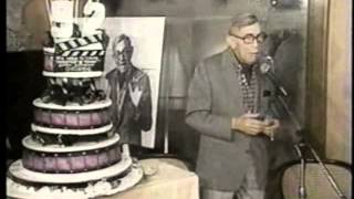 TRIBUTE TO GEORGE BURNS, DEAD AT 100  (March 9, 1996)