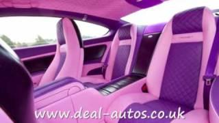 Paris Hilton Bentley Continental GT Mansory