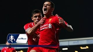 Video Gol Pertandingan Blackburn Rovers vs Liverpool