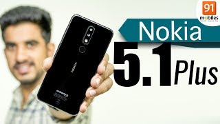 Nokia 5.1 Plus Hindi Review: Should you buy it in India? [Hindi हिन्दी]