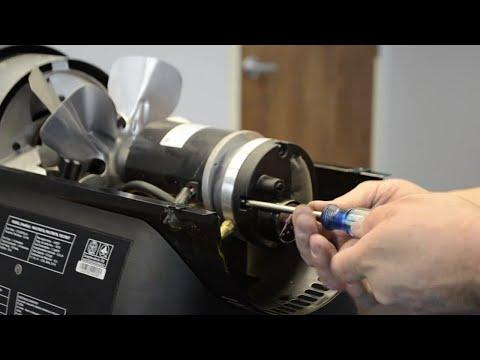 Mr. Heater Forced Air Kerosene Heater Power Pack Service