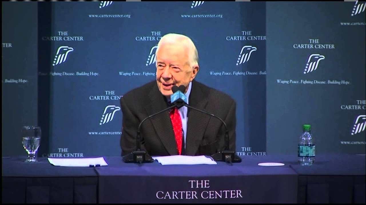 Jimmy Carter Prayed to God After Cancer Diagnosis in 2015: 'I ...