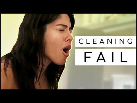 SPRING CLEANING SABOTAGE | MEGANBYTES EP. 90 | MeganBatoon