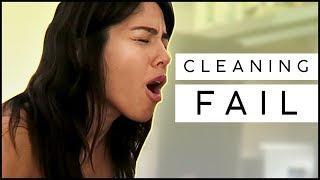 SPRING CLEANING SABOTAGE   MEGANBYTES EP. 90   MeganBatoon