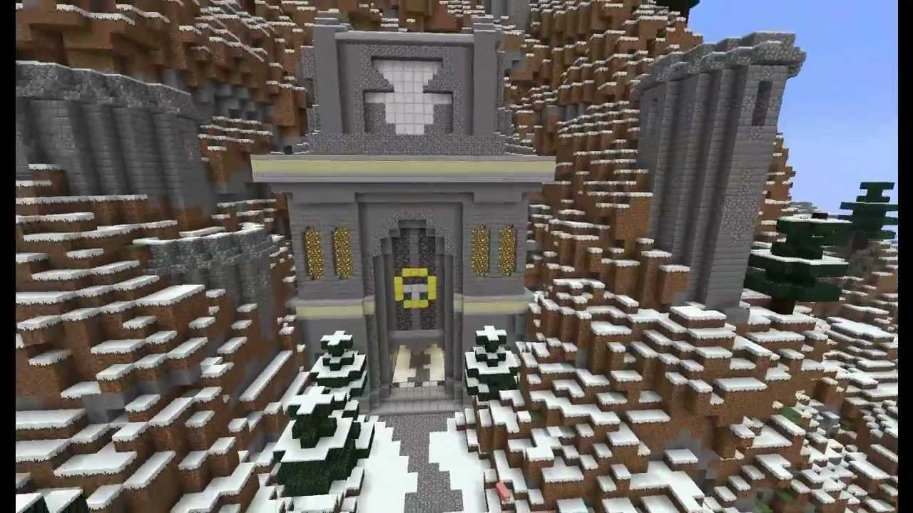 Minecraft Ironforge Trailler YouTube