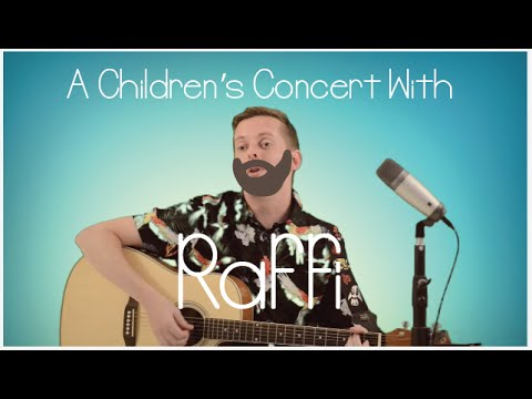 A Young Children's Concert With Raffi - Live