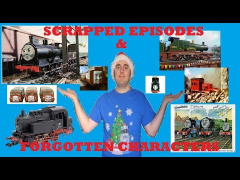 Dalek44's Thomascember - Scrapped Episodes & Forgotten Characters