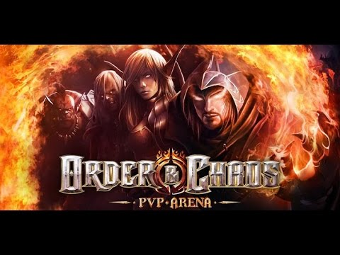 Order And Chaos Online Dps+warrior Specs