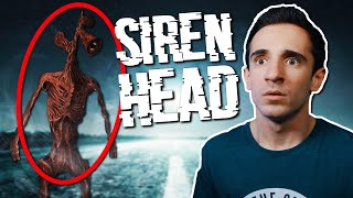 SIREN HEAD SIGHTING 3!