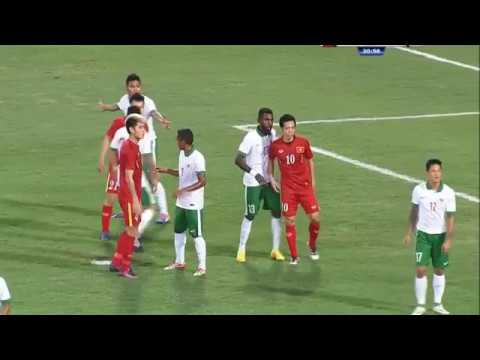 Vietnam vs Indonesia (Gol Boaz Solossa)