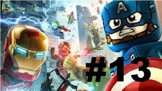 LEGO Marvel's Avengers | PART 13 | The Winter Soldier