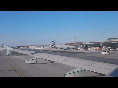 TRAVEL REPORT - AIR CANADA 'RAPID AIR' 320-100 AC453 YOW-YYZ