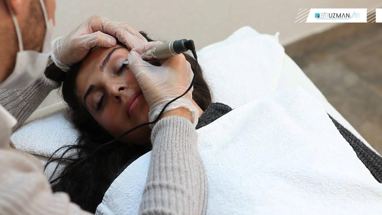 Kalıcı göz makyajı bakımı ve temizliği nasıl yapılır ...
