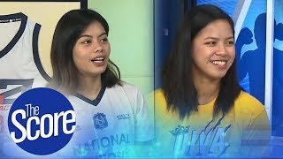 The Score: Jen Nierva and Eya Laure, Future UAAP Stars