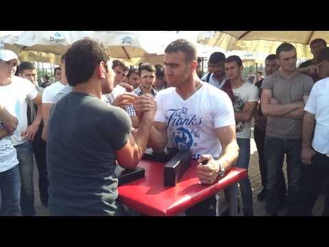 Yasin Anvarov vs Zurab Abitov