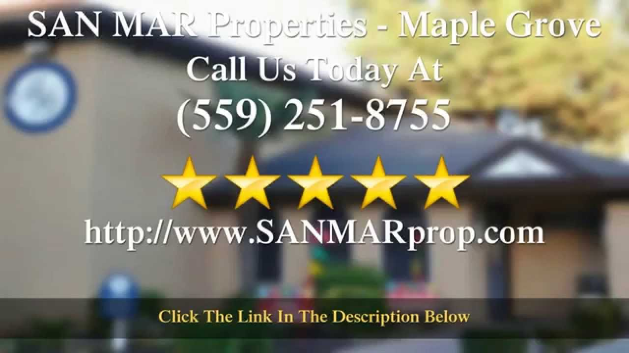 Fresno Apartments for rent Maple Grove Apartments Fresno ...