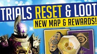 Destiny 2 | TRIALS RESET & LOOT! NEW Map, Loot & Flawless Rewards | July 10th, 2020