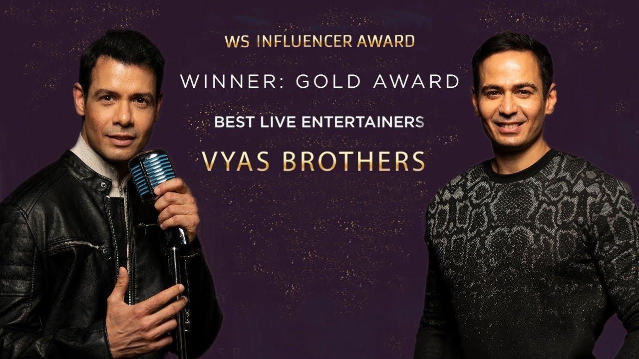 Sandeep Vyas & DJ Sanjeev : Vyas Brothers 2021 Showreel