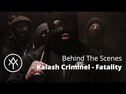 Youtube: Avec Kalash Criminel, dans les entrailles de«Fatality» | Behind The Scenes
