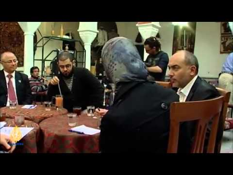 AJE: The Cafe - Libya  When the impossible became possible