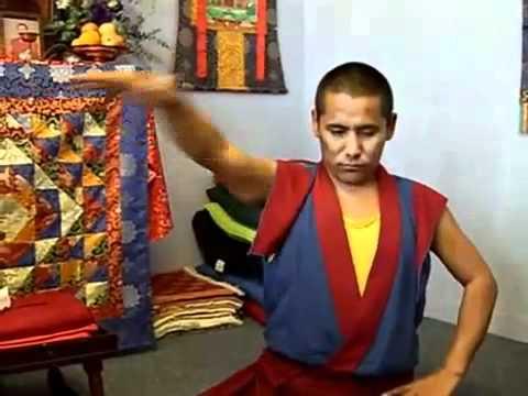 2 Цалунг Прана жизненной силы в исполнении Lama Yong Tong Tenzin
