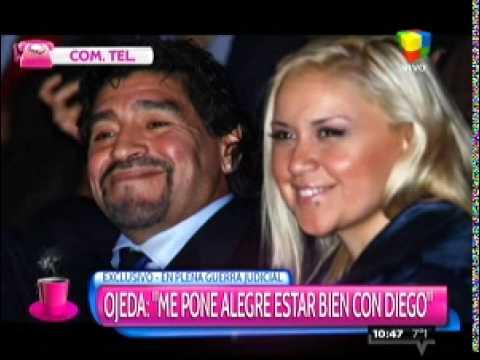 """Verónica Ojeda: Diego me saludó por el Día del Amigo"""""""