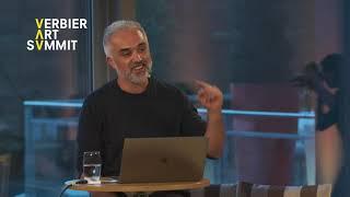 Adrian Lahoud Talk at the 2020 Verbier Art Summit