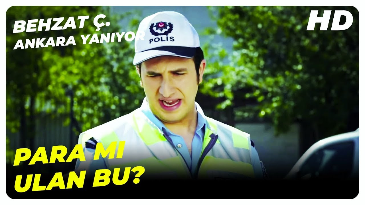 Trafikçi Harun'a Rüşvet   Behzat Ç. Ankara Yanıyor Türk Filmi