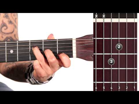 Learn Guitar: How to Play an F Major Chord