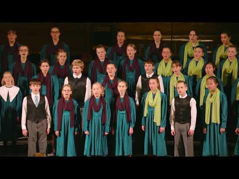 Cantaré Children's Choir Calgary:  John Barleycorn