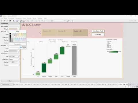 Tableau - Do it Yourself Tutorial - Creating Stories - DIY -21-of-50