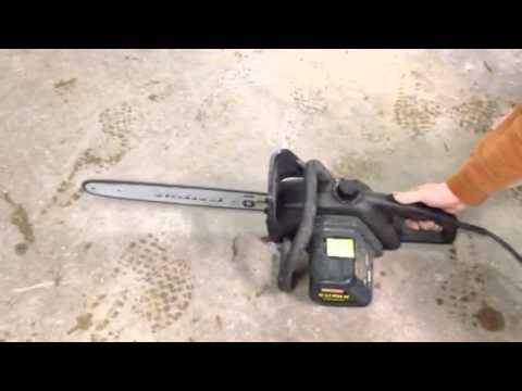 16 craftsman electric chainsaw bidsuperior youtube 16 craftsman electric chainsaw bidsuperior greentooth Images