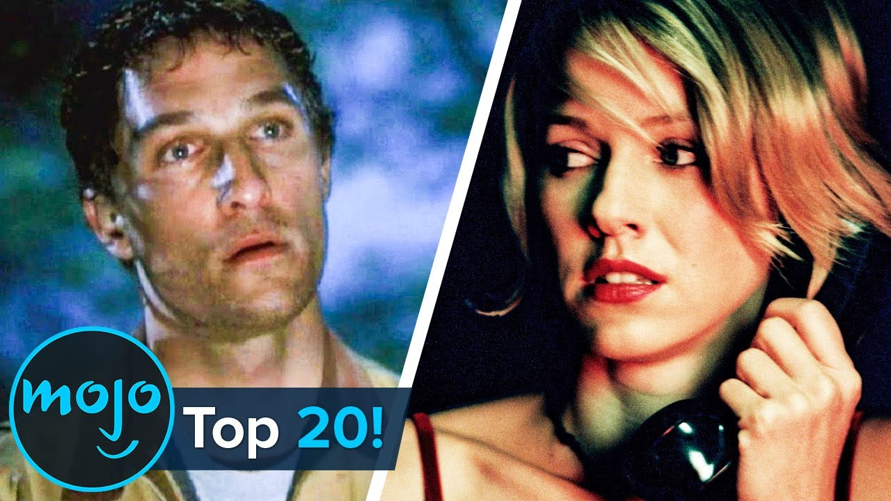 Top 20 Greatest Movie Thriller Twists of All Time