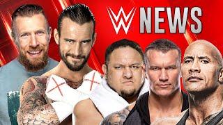 Les News WWE: CM PUNK ET DANIEL BRYAN SIGNENT À LA AEW?!