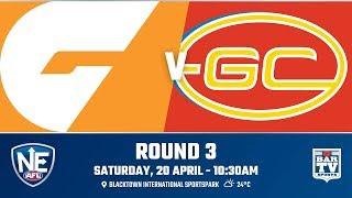 2019 NEAFL - Round 3 - Giants v Gold Coast