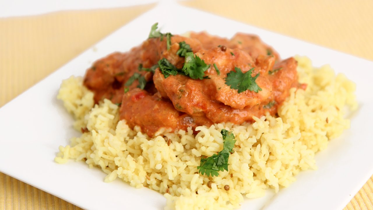 Indian Inspired Butter Chicken Recipe Laura Vitale Laura In The Kitchen E