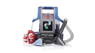 Hoover Spotless Cleaner Bundle with SelfCleaning Hose