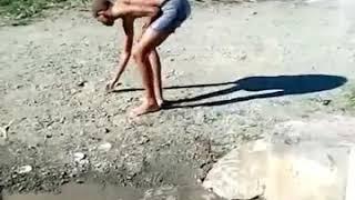Superman sin capa el loco