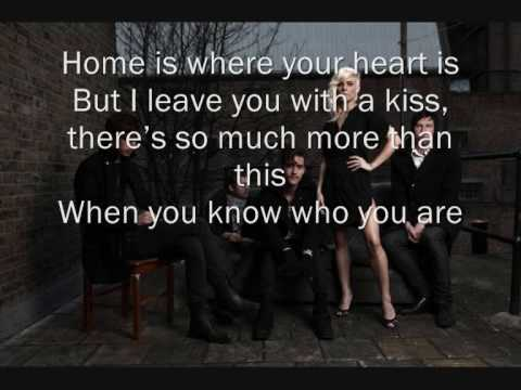 The Sounds - Home Is Where Your Heart Is + LYRICS