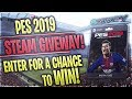 [TTB] PES 2019 - SCDKey Steam Code Giveaway! - Cheapest WorldWide Prices & More!